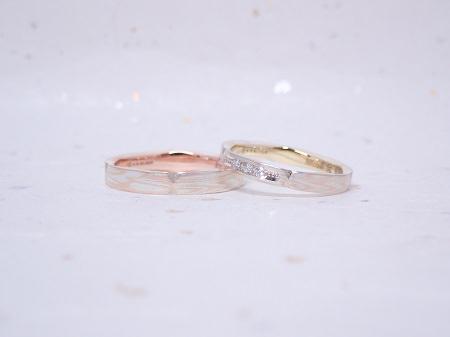 19063003 木目金の結婚指輪_B004.JPG