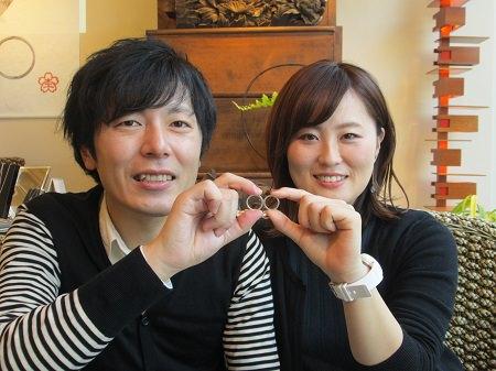 19063005木目金の結婚指輪_M001.JPG