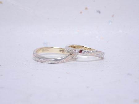 19070501木目金の結婚指輪-004.JPG