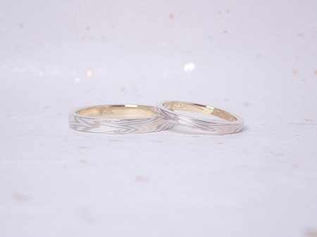 19070701木目金の結婚指輪_OM003.JPG
