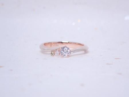 19071201木目金の婚約指輪_B001.JPG