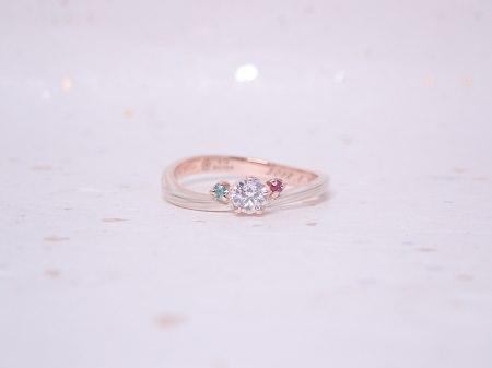 19071303木目金の婚約指輪_F002.JPG