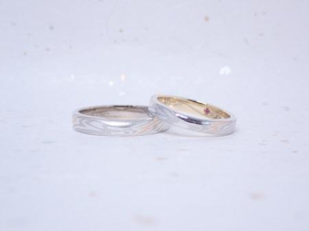 19071402木目金の結婚指輪_F003.JPG