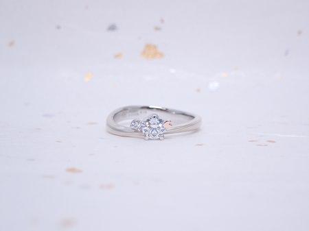 19071501木目金の婚約指輪と結婚指輪_M003.JPG