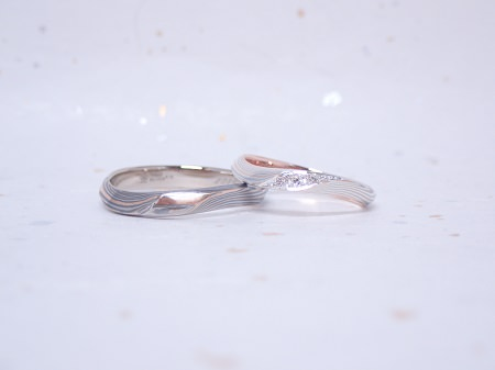 19071502木目金の結婚指輪_M003.JPG