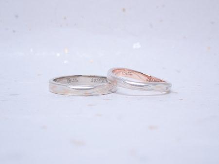 19072101木目金の結婚指輪_E001.JPG