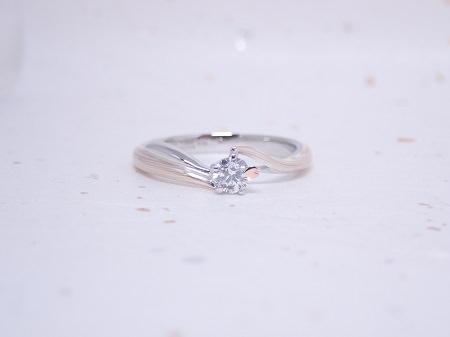 19072102木目金の婚約指輪_E001.JPG