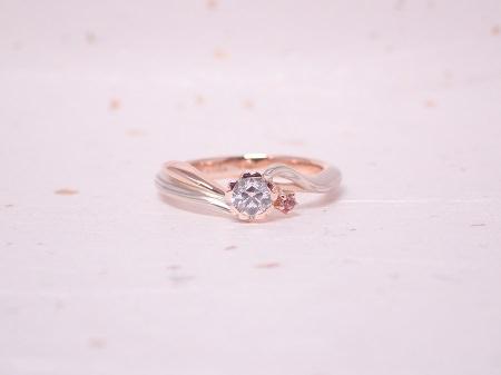 19072801木目金の婚約指輪・結婚指輪_OM004.JPG