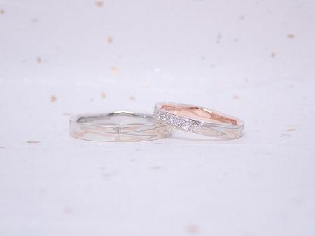 19080301木目金の結婚指輪・婚約指輪_B005.JPG