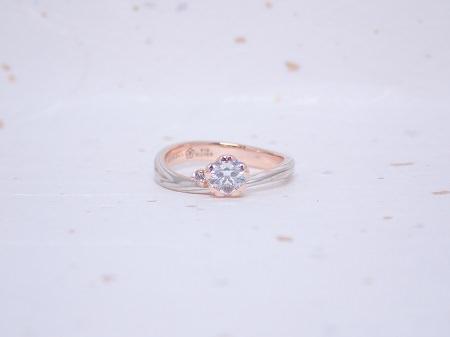19080401木目金の婚約指輪_N001.JPG