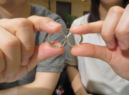 19080403木目金の結婚指輪_OM001.JPG