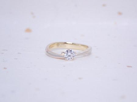 19081001木目金の婚約結婚指輪_F004.JPG