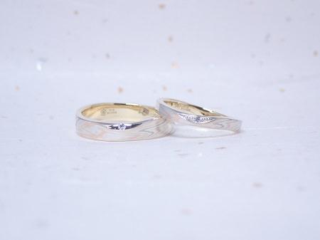 19081001木目金の婚約結婚指輪_F005.JPG