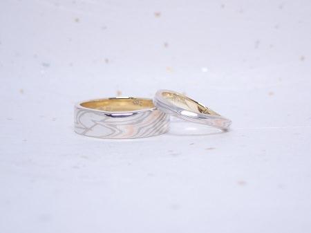 19082401木目金の結婚指輪_OM004.JPG