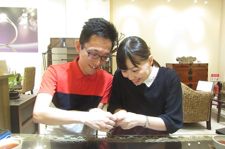 19082501木目金の婚約・結婚指輪(2).JPG