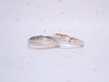 19082501木目金の婚約指輪と結婚指輪_M004.JPG