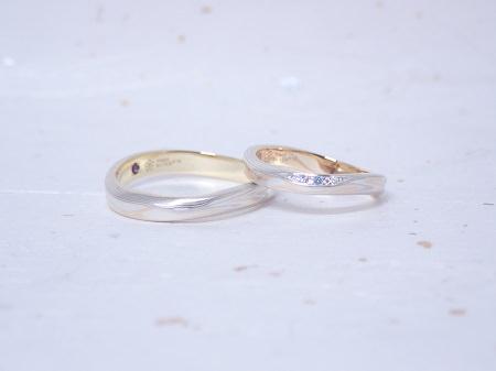19082601木目金の結婚指輪_Y004.JPG