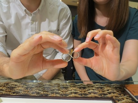 19083001木目金の結婚指輪_OM001.JPG