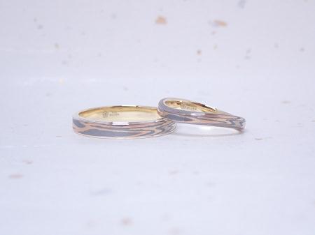 19083103木目金の結婚指輪_B003.JPG