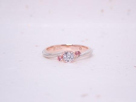 19090701木目金の婚約指輪_Y001.JPG