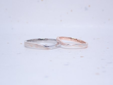 19090702木目金の結婚指輪_OM004.JPG