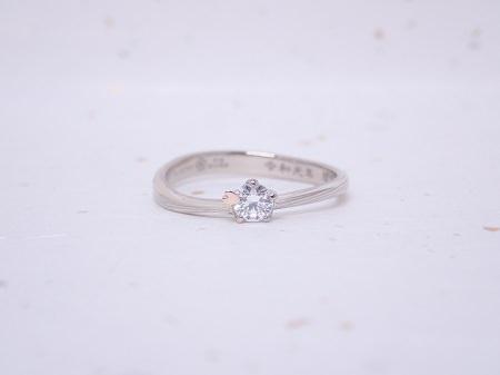 19090801木目金の婚約指輪・結婚指輪_Y003.JPG
