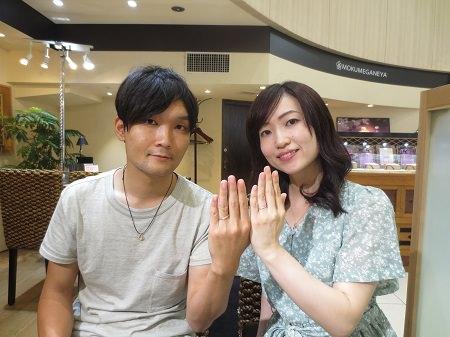 19090901木目金の結婚指輪_OM003.JPG