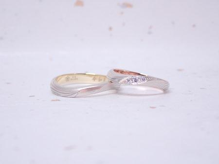 19091402木目金の結婚指輪_OM001.JPG