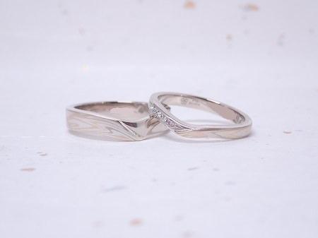 19091503木目金の婚約・結婚指輪_B003.JPG