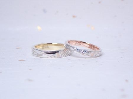 19092301木目金の結婚指輪_G003.JPG