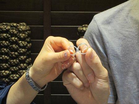 19092301プラチナの結婚指輪_U001.JPG