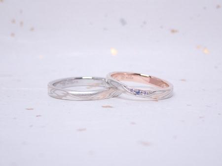 19092601木目金の結婚指輪_OM003.JPG