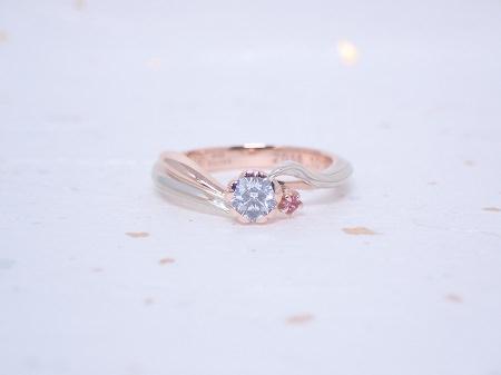 19101401木目金の婚約指輪と結婚指輪A_003.JPG
