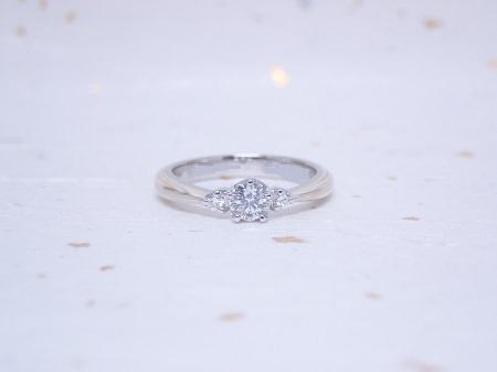 19101401木目金の婚約指輪と結婚指輪_Q003.JPG