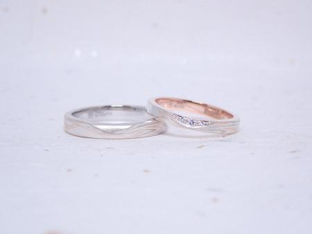 19101401木目金の婚約指輪と結婚指輪_Q004.JPG
