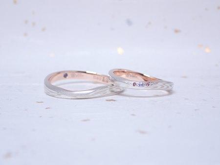 19102001木目金の結婚指輪_K005.JPG