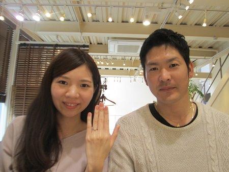 19102002木目金の結婚指輪-G-001.JPG