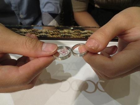 19102201木目金の結婚指輪_OM001.JPG