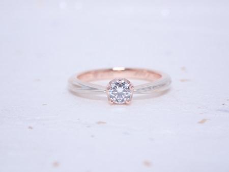 19102202木目金の婚約指輪・結婚指輪_OM002.JPG