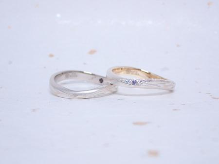 19102701木目金の結婚指輪_J001.JPG