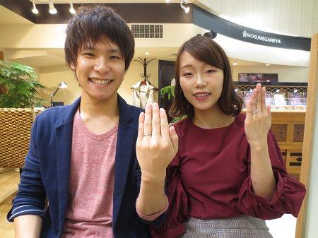 19102704木目金の婚約指輪・結婚指輪_OM003.JPG
