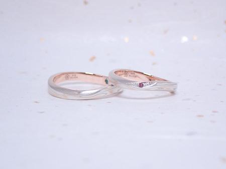 19102901木目金の結婚指輪_K003.JPG