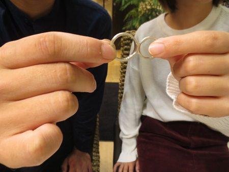 19110901木目金の婚約指輪・結婚指輪_OM001.JPG