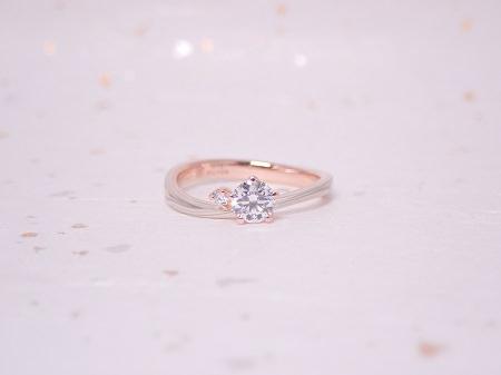 19110901木目金の婚約指輪・結婚指輪_OM003.JPG