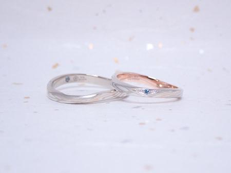 19111001木目金の結婚指輪_H002.JPG
