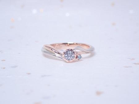 19111006木目金の婚約指輪_F001.JPG