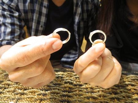 19111102木目金の結婚指輪_OM002.JPG