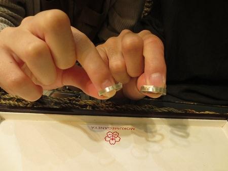 19111602木目金の結婚指輪_OM002.JPG