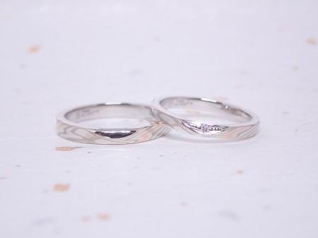 19111603木目金の結婚指輪_LH004.JPG