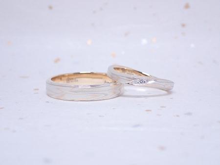 19111604木目金の結婚指輪_OM004.JPG